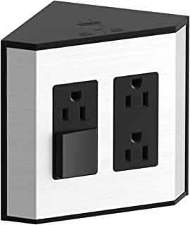 KOHLER K-99566-CA3 In-Drawer Electrical Outlets For Tailored Vanities