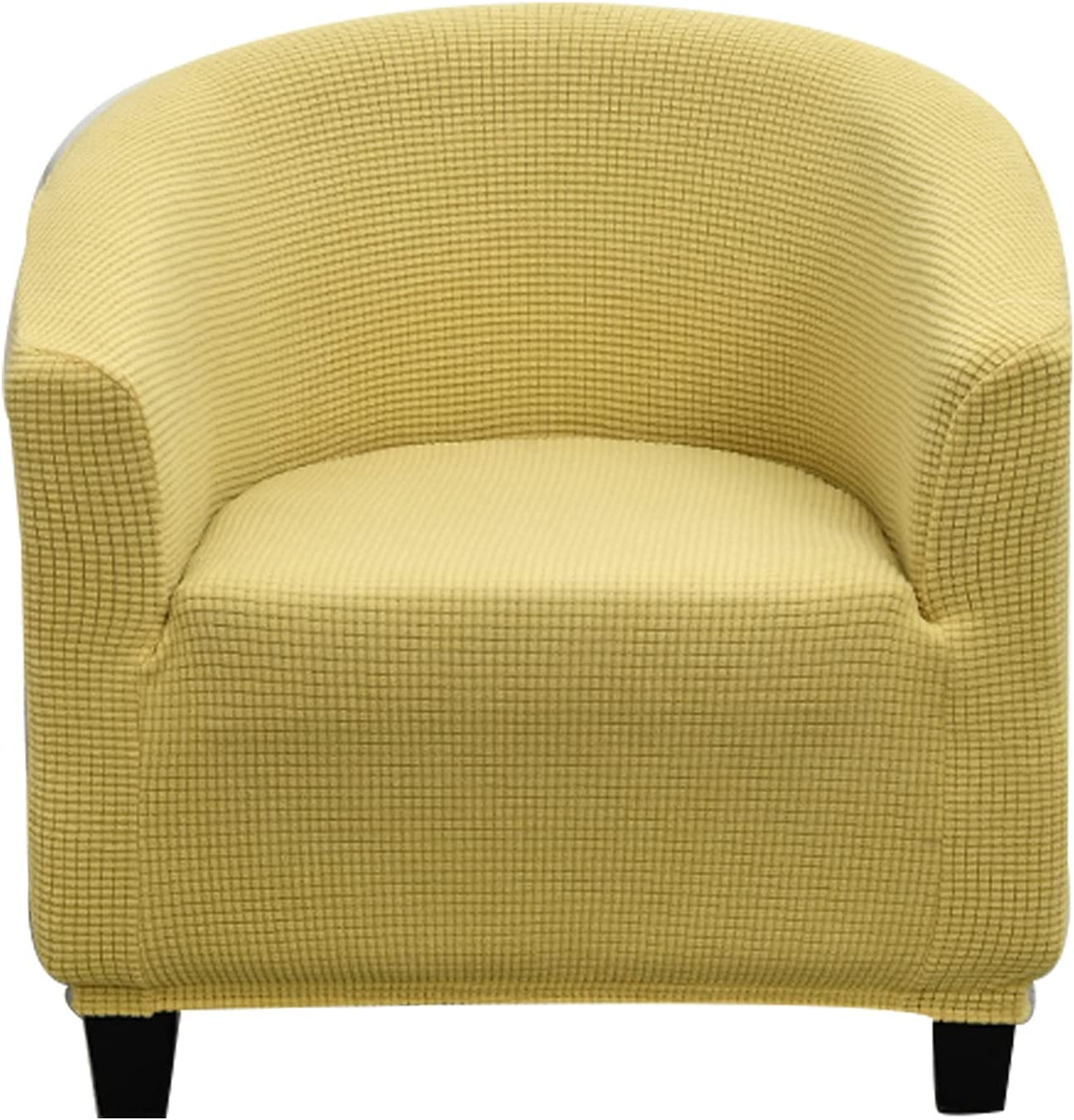 TTJJ 1 Piece Club Chair Slip Stretch Don't miss the campaign Armchair Spandex Slipcover 67% OFF of fixed price