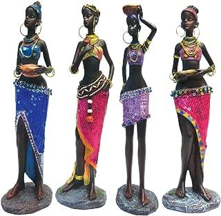 Best african art figures Reviews