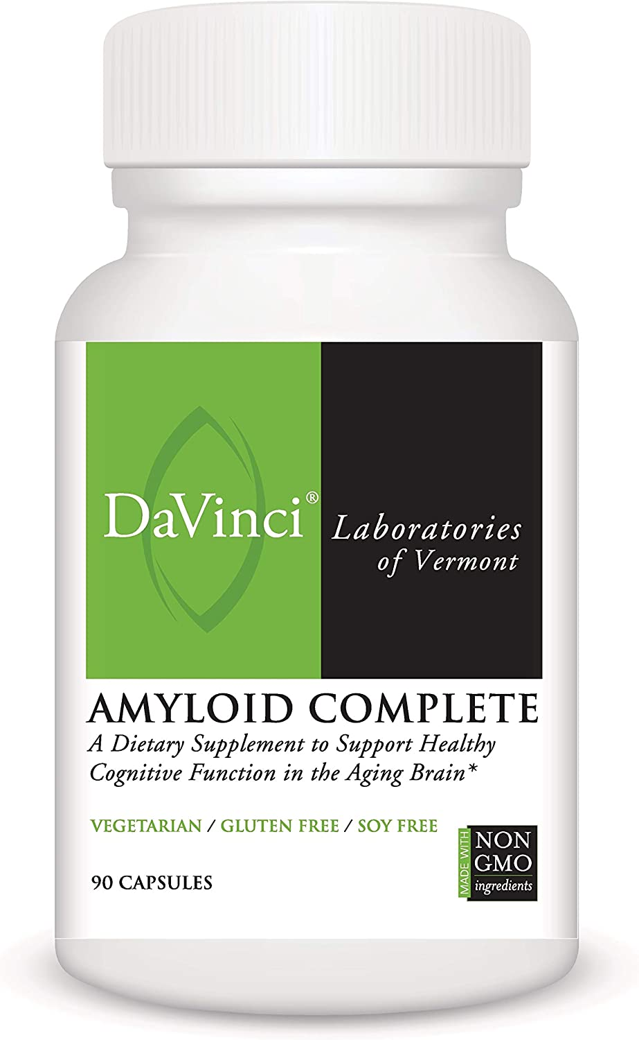 DaVinci Laboratories Amyloid Complete 90 Doctor Form - Limited Special Price Capsules Sales results No. 1