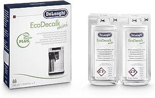 DeLonghi Eco 3.4 Ounce Mini Descaler, 4 Count