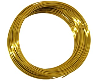 Kehuashina Silk PLA Filament Sample for 3D Printers and Pens 1pcs 100g / 30m 1.75mm Filament Diameter Gold