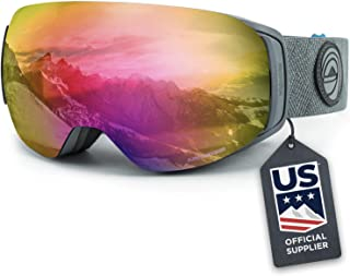 Best snow goggle lens color Reviews