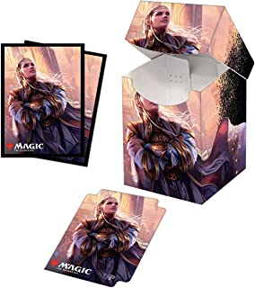 Commander Legends Rebbec, Architect of Ascension PRO 100+ Deck Box and 100ct Sleeves Combo