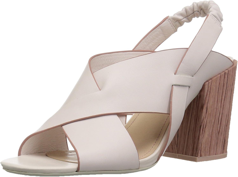 Kelsi Dagger Brooklyn Womens Mazy Heeled Sandal