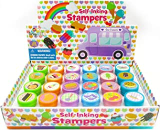TINYMILLS 24 Pcs Ice Cream Stampers for Kids