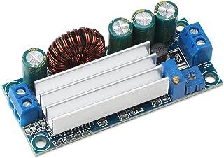 Buck Boost Converter, DROK DC-DC Auto Buck Boost Voltage Converter Step Down Step Up Volt Regulator CC CV Adjustable DC 5V...