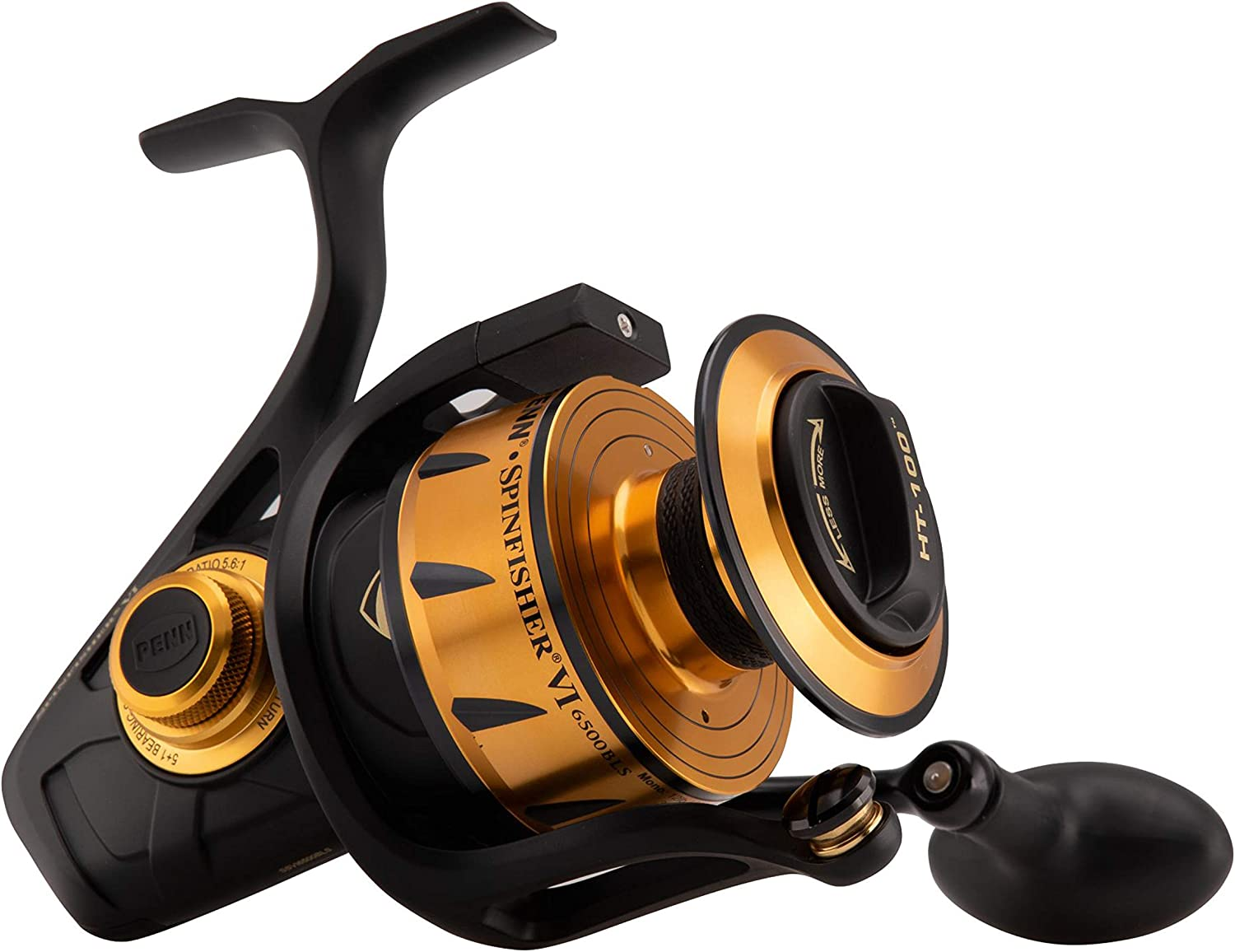 (Spinfisher VI, 6500bls)  Penn Spinfisher V & VI Spinning Fishing Reel