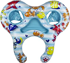 Poolmaster Mommy & US Swimming Pool Baby Rider, 2 Child Multicolor