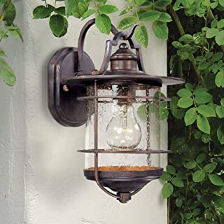 Best rustic exterior light fixtures Reviews
