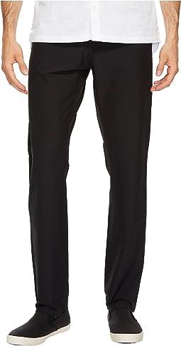 Calvin Klein - Infinite Style Tech Five-Pocket Pants