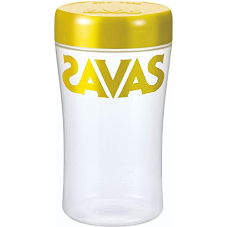 【Amazon.co.jp 限定】明治 ザバス(SAVAS) プロテインシェイカー (500ml) 金(ゴールド) 1個