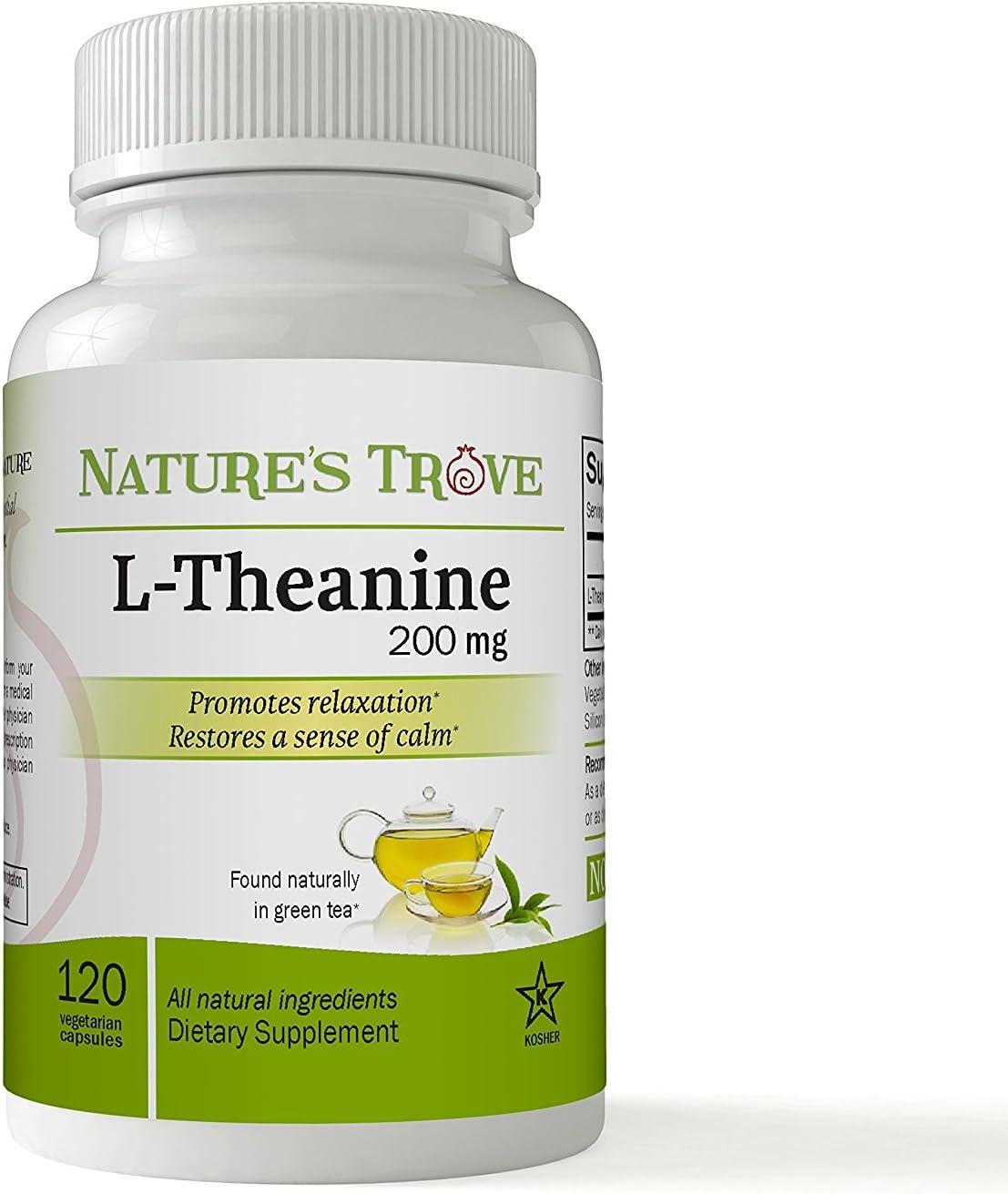 L-Theanine - Relaxing Tea For Better Sleep
