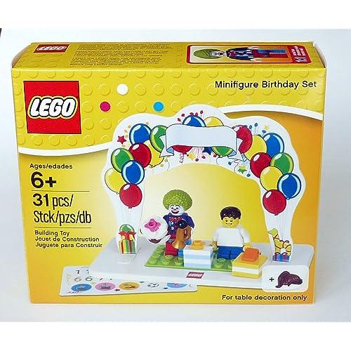 Tremendous Lego Cake Topper Amazon Com Funny Birthday Cards Online Elaedamsfinfo