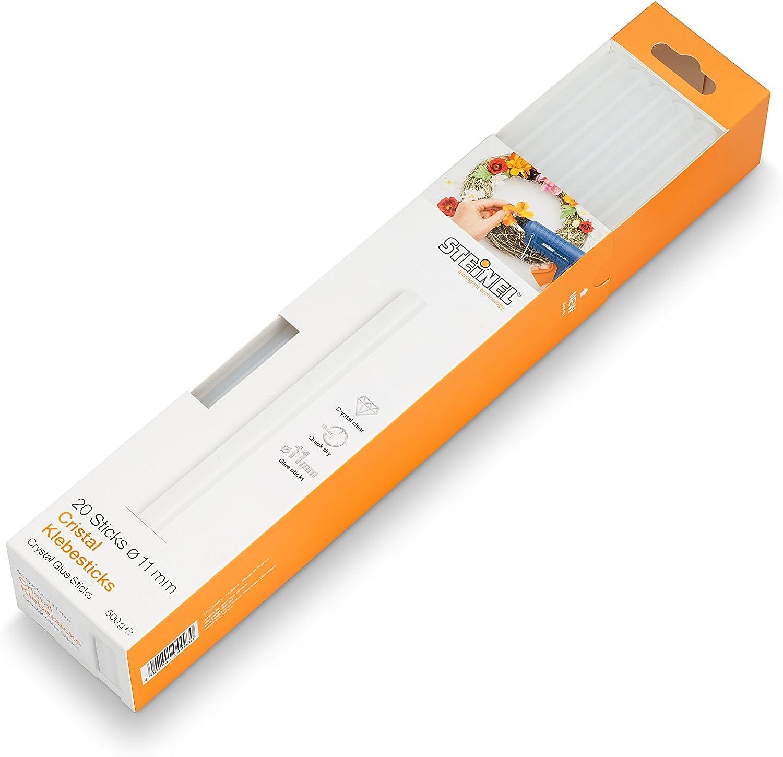 お気にいる Steinel 110031401 Cristal Glue Stick mm Transparent Set 卓抜 11 of