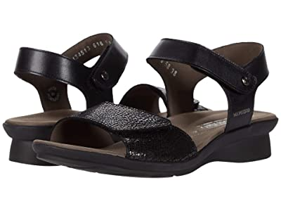 Mephisto Pattie (Black Softy/Moon) Women
