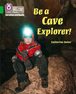 Collins Big Cat Phonics for Letters and Sounds – Be a Cave Explorer: Band 05/Green (English Edition)