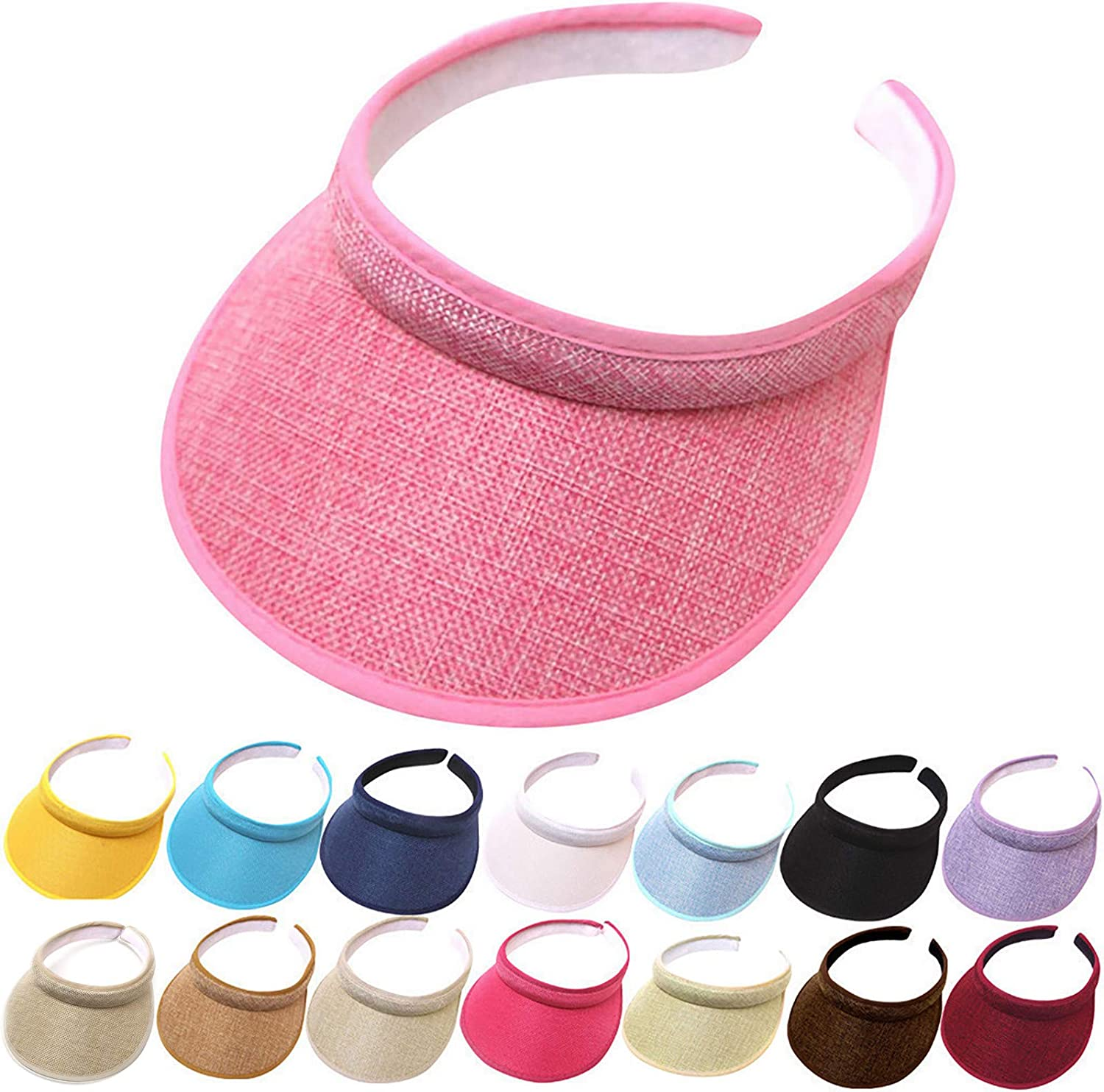 Summer Wide Cheap mail order specialty store Brim Sun Hats online shop Protection S Womens UV Visors