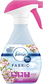 Febreze with Ambi Pur Fabric Refresher, Blossom and Breeze, 370ml