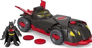 Fisher-Price - Juguete Ninja Armor Batmobile Imaginext DC
