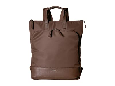 KNOMO London Mayfair Harewood Totepack (Fig) Tote Handbags
