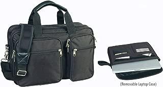 ImpecGear 16.5 Inch Expandable Laptop Case Briefcase Messenger Bag Computer Bag