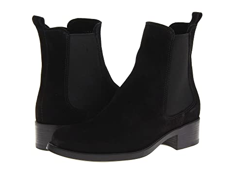 Leatherblack Canadienne Sara La Fiable Black Suede 58qHTpn