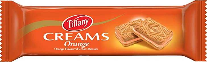 Tiffany Creams Orange Cream Sandwich Biscuits - 12 x 90g