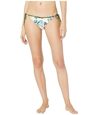 Vince Camuto Island Life String Bikini Bottoms (Sand Multi) Women