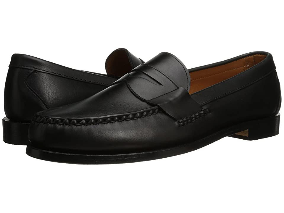 1940s Mens Shoes | Gangster, Spectator, Black and White Shoes Allen Edmonds Cavanaugh Black Vegano Mens Shoes $274.95 AT vintagedancer.com