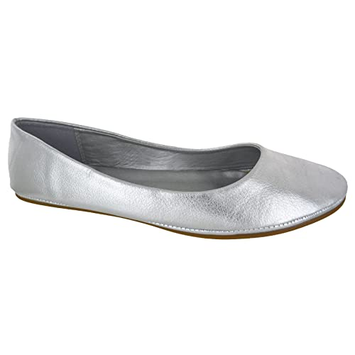 3f59c0ed3e640 Women's Ballerina Shoes: Amazon.co.uk