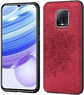 Banaz TPU ringer fallet Phone Shell typ Magnetic funktioner och handledsrem För Xiaomi Red Rice Telefon + 10X Pro 5G Manda...