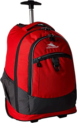 Chaser Wheeled Backpack