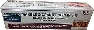 Granite & Marble Acrylic Repair Diy Kit - 4.0 Grams (extra syringe included)