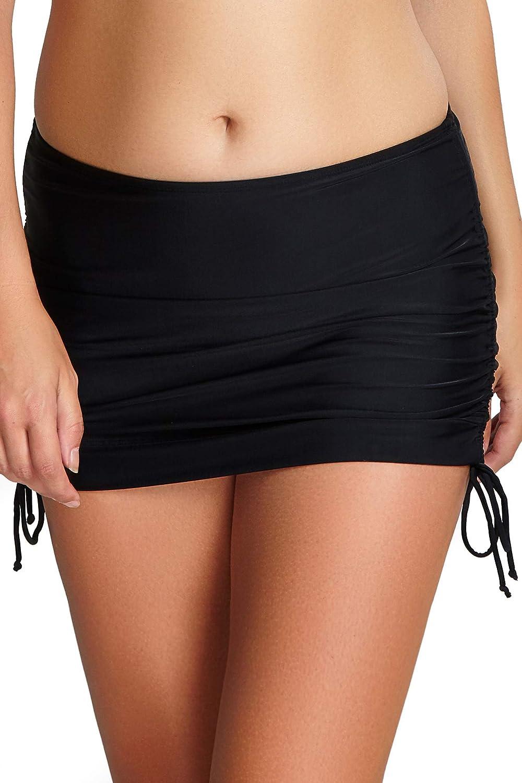 PANACHE Womens Anya Skirted Swim Brief Bikini Bottom