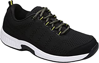 Bunions Plantar Fasciitis Relief Arch Support Orthopedic Sneakers Wide Athletic Shoes Coral