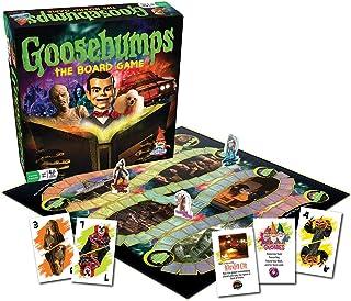 Outset Media R.L. Stine's Goosebumps Board Game - A Frantic Race Of Mayhem & Manuscripts