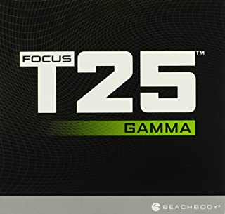 Beachbody Shaun T's Focus T25 Gamma Cycle DVD Workout