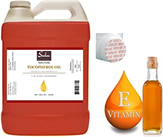4 lbs-100% Pure and Natural Soy Free T-50 Tocopherols Vitamin E Oil