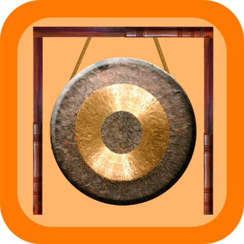 Gongs instrument and meditation timer