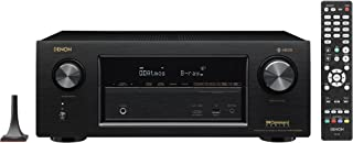 Denon Audio & Video Component Receiver Black (AVRX2400H)