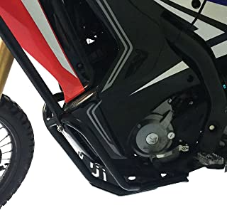 Inpreda Skid Plate + Engine Guard Frame Compatible with Honda CRF250 Rally (2017-2019)