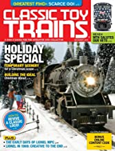 model train magazine subscriptions
