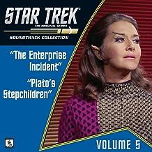 Star Trek: The Original Series 5: Enterprise Incident / Plato`s Stepchildren / And More... (Television Soundtrack)