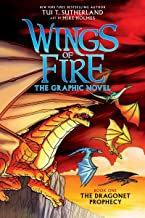 The Dragonet Prophecy (Wings of Fire Graphic Novel #1): A Graphix Book: The Graphic Novel (1)