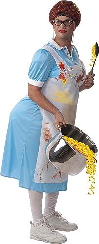 opciones a bajo precio Forum Novelties Novelties Novelties Lunch Lady Fancy Dress Costume Standard  excelentes precios