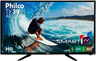 "TV Smart Led 39"" PH39N91DSGW Recepção Digital Philco - Bivolt"