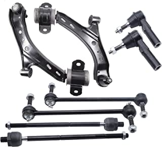 Front Lower Control Arm Suspension Kit 8pcs replacement...