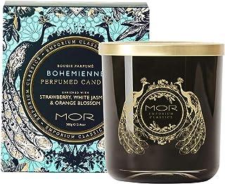 MOR Boutique Emporium Classics Bohemienne Fragrant Soy Candle, 380gram