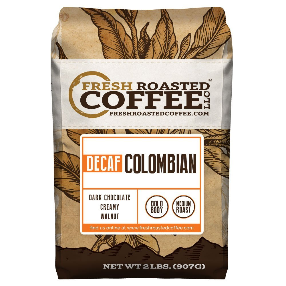 Colombian Decaf Review